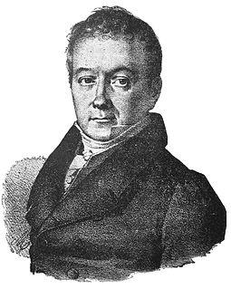 Gabriel-Julien Ouvrard French financier
