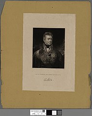 Major General, Sir Thomas Picton, G.C.B
