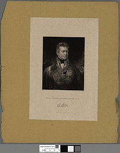 Portrait of Major General, Sir Thomas Picton, G.C.B (4671787).jpg