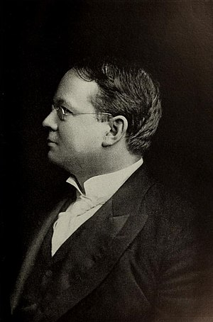 William Rainey Harper - Image: Portrait of William Rainey Harper