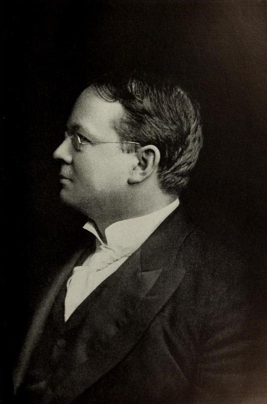 Portrait of William Rainey Harper