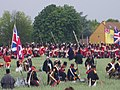 Position anglaise - Reconstitution bataille de Waterloo.jpg