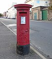 Post box on Albion Street, New Brighton.jpg