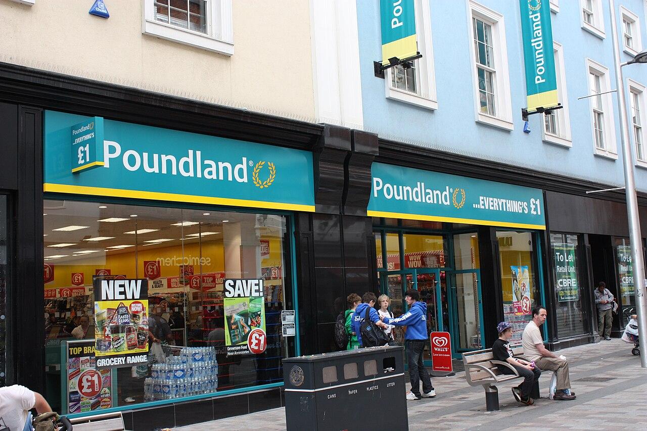 Home Bargains Shop Twitter Berwick Upon Tweed