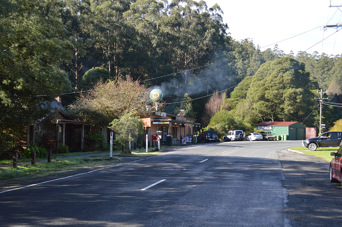 Powelltown, Victoria - Wikipedia
