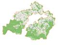 Powiat karkonoski location map.png