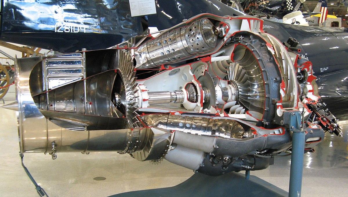 Pratt Amp Whitney J48 Wikipedia