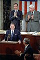 President Ronald Reagan addresses Congress and the Nation on the Program for Economic Recovery from the United States Capitol.jpg