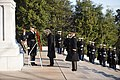 Prime Minister of the United Kingdom Theresa May visits Arlington National Cemetery (32177574420).jpg