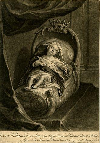 Prince George William of Great Britain - Image: Prince George William by John Simon