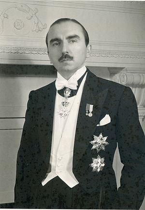 Nicholas Tchkotoua - Image: Prince Nicolas Tchkotoua 1