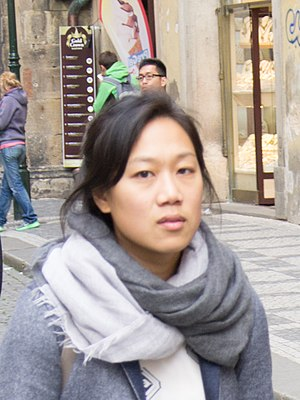 Priscilla Chan (philanthropist) - Image: Priscilla Chan in Prague (2013, cropped)