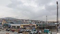 Pristina City Stadium February 2013.jpg
