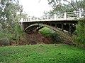 Pritchard Rd Bridge at Redbanks over the Light River SA.jpg