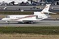 Private, M-YJET, Dassault Falcon 7X (46913589404).jpg