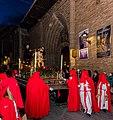 Procesión de la Coronación de Espinas y La Verónica en Jueves Santo, Calatayud, España, 2018-03-28, DD 23.jpg
