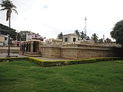 Profile of the Kolaramma Temple complex at Kolar