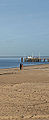 Promenade sur la plage d'Arcachon en hiver - Walk on the beach in Arcachon in winter (11477458546).jpg