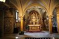 Prospero sogari e girolamo spani su dis. di girolamo mazzola-bedoli, altare di san bernardo degli uberti vescovo, 1544, 01.jpg