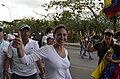 Protesta contra la injerencia Cubana, Caracas 16Mar14 (14158289481).jpg