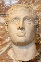 Bust of Ptolemy XII Auletes
