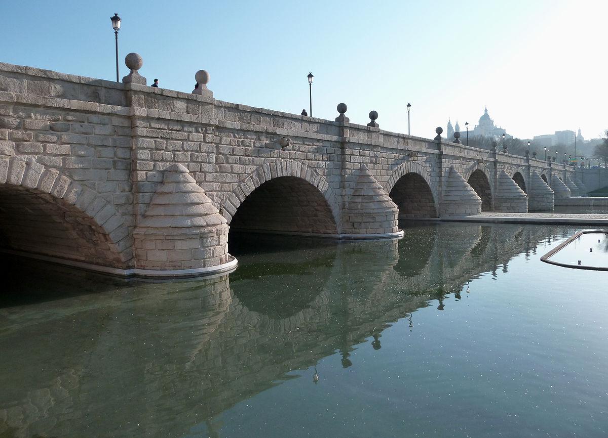 Bridge Of Segovia Wikidata