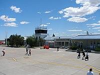 Puerto Madryn El Tehuelche Airport.JPG