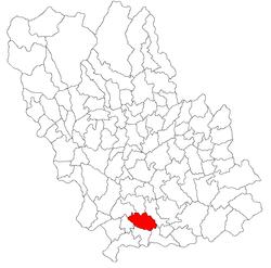 Vị trí của Puchenii Mari