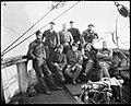 Q3c065. Mannskapet om bord i «Fram», ca. 1894 (16199440540).jpg