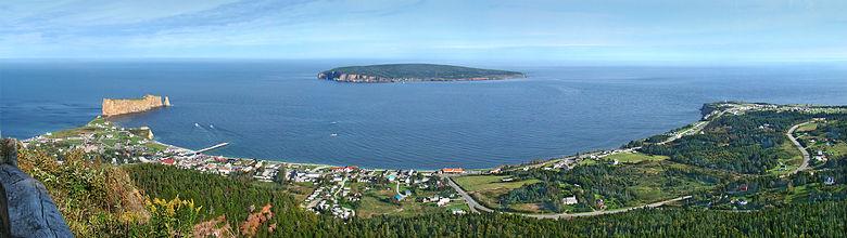 Canada – Un voyage de Québec vers la Gaspésie a travers les paroisses au 19 eme siècle 780px-QC_Gaspesie_Perce3_tango7174