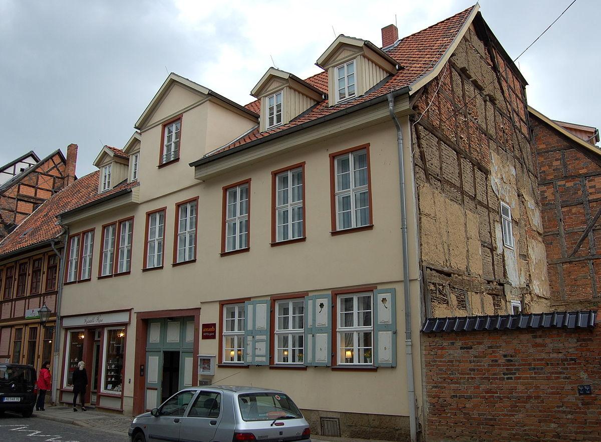 Hotel Garni Zum Wilden Mann Kunzelsau