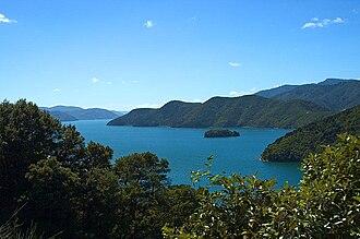 Queen Charlotte Sound (New Zealand) - Queen Charlotte Sound