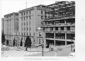 Queensland State Archives 4528 Anzac Square during construction Brisbane March 1955.png