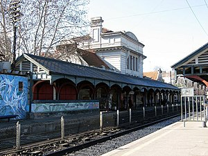 Quilmes - Quilmes Railroad Station