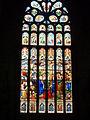 Quimperlé 06 Eglise Notre-Dame de l'Assomption Vitrail du XIXème siècle.JPG