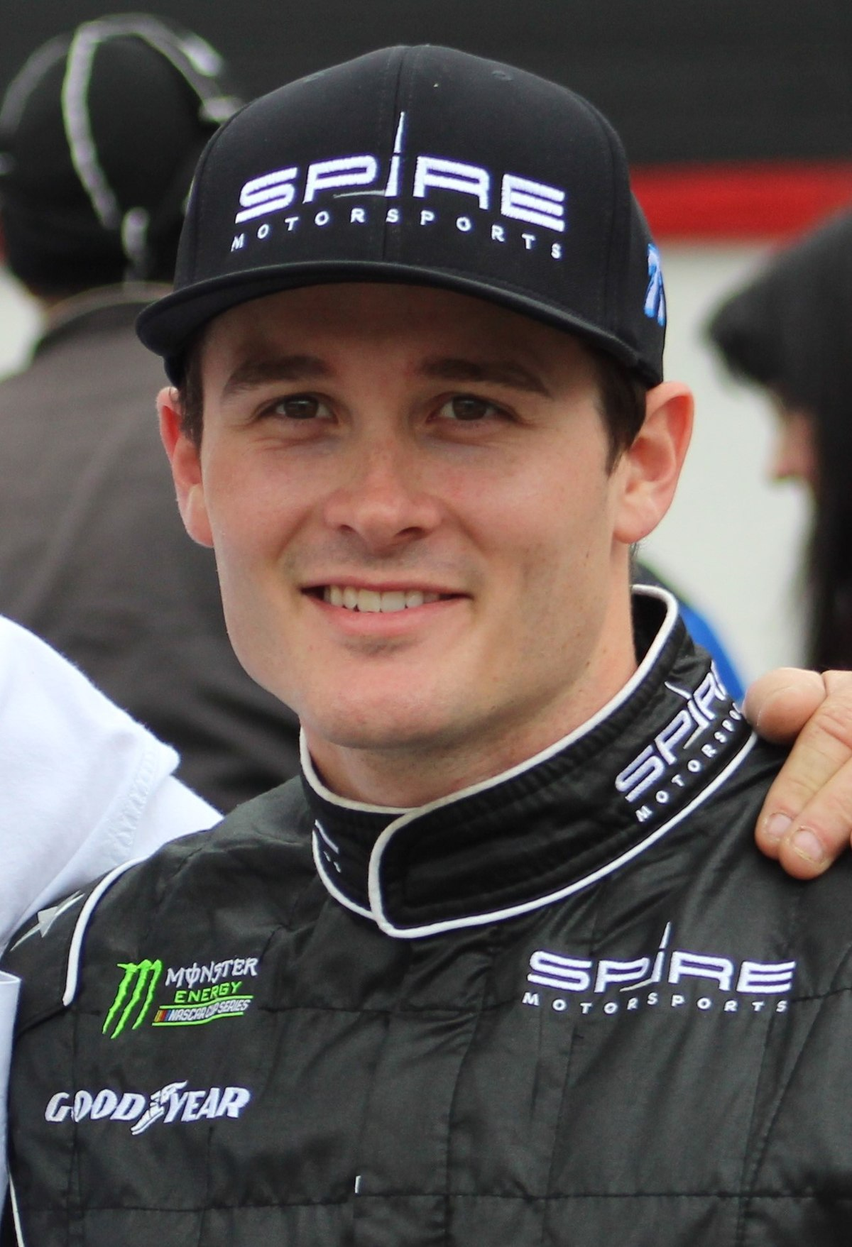 First Time Driver >> Quin Houff - Wikipedia