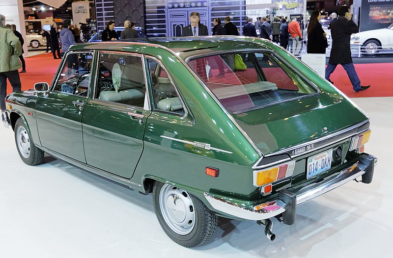 File:Rétromobile 2015 - Renault 16 TL Version USA - 1972 - 006 (cropped).jpg