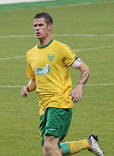 Róbert Jež Slovak footballer