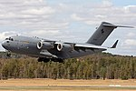 C-17 Globemaster A41-209 at Canberra Airport