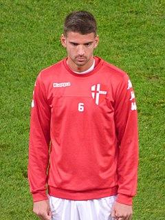 Pietro Ceccaroni Italian Footballer