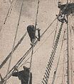 RI Dewarutji crew on rigging, Sang Saka Melanglang Djagad, p119.jpg