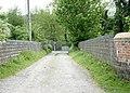 Railway bridge at Combe Hay - geograph.org.uk - 803713.jpg
