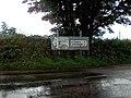 Rainy road junction at Glassdrum - geograph.org.uk - 2544583.jpg