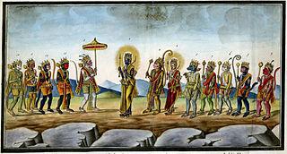 Vanara Mythological creatures in the Hindu epic Ramayana