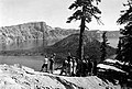 Ranger led tour on Rim Trail, Crater Lake National Park. (48f5cef6218b4702bbd188f1ad862ea0).jpg
