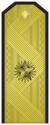 Rank insignia of Комодор of the Bulgarian Navy.png
