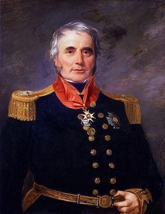 James Gordon (Royal Navy officer) - Image: Rear Admiral James Alexander Gordon