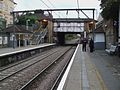 Rectory Road stn look south2.JPG