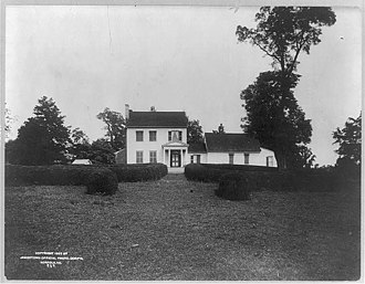 Patrick Henry - Red Hill Plantation, Charlotte County, Virginia, circa 1907
