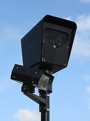 Red light camera - Red light camera in Chicago, Il.